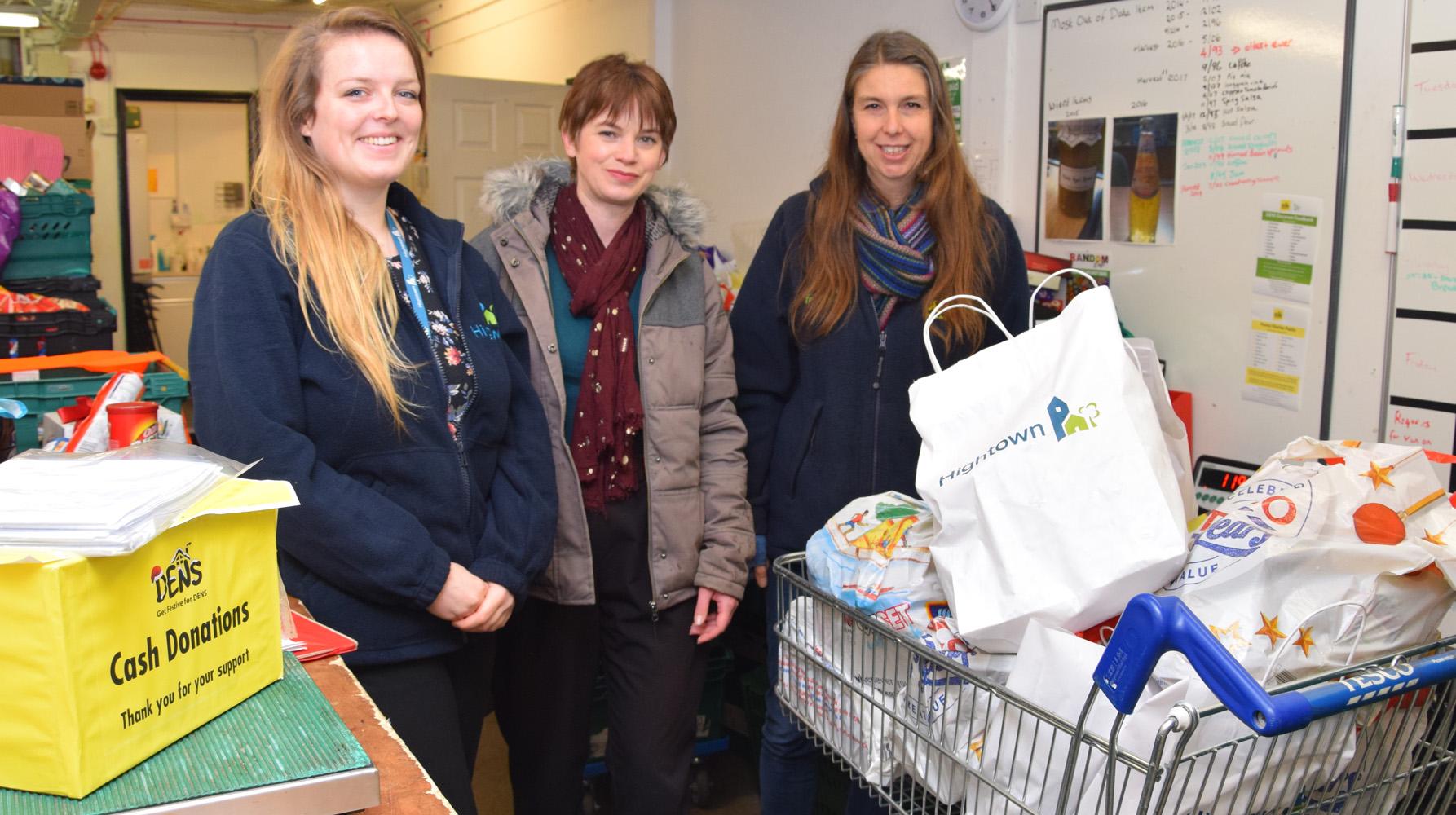 Hemel Housing Association Donates 61kg Gift To Local