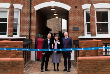 New flats opened for homeless people in St Albans