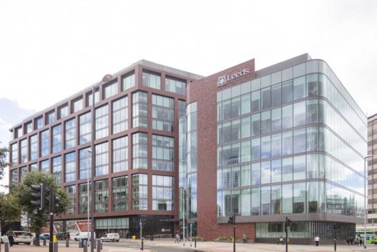 Leeds City Council's Merrion House given a facelift