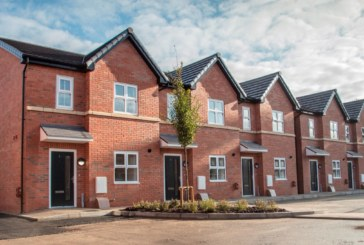 One Vision Housing unveils 23 affordable new homes in Southport