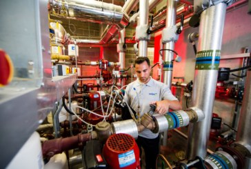 Nuneaton and Bedworth Council heat metering project