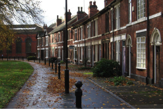 Back to the future? Rethinking terraced housing