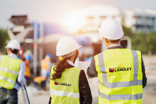 Langley Waterproofing | Working at height