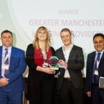 GMHP wins national award for social value commitment