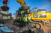 Demolition begins on 200-home Gascoigne West project in Barking