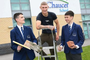 Laying the foundations for careers in construction