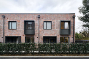 Lambeth Council and EDAROTH's pioneering new social housing development opens