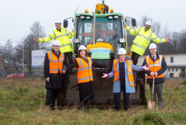 Work starts on new affordable housing development in Glasgow's Southside