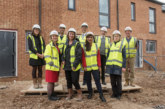 New affordable homes celebrated in Lordshill, Southampton