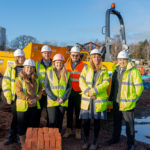 Stonewater is working locally to tackle the housing shortage