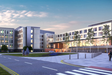 £1.3m furniture and fit out contract for new specialist critical care centre in Wales