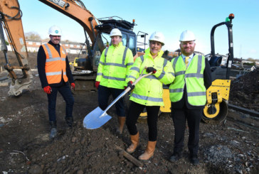 Work underway to build 23 new homes in Rowlands Gill, Gateshead