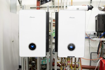Worcester Bosch reveals new hydrogen-fired boiler