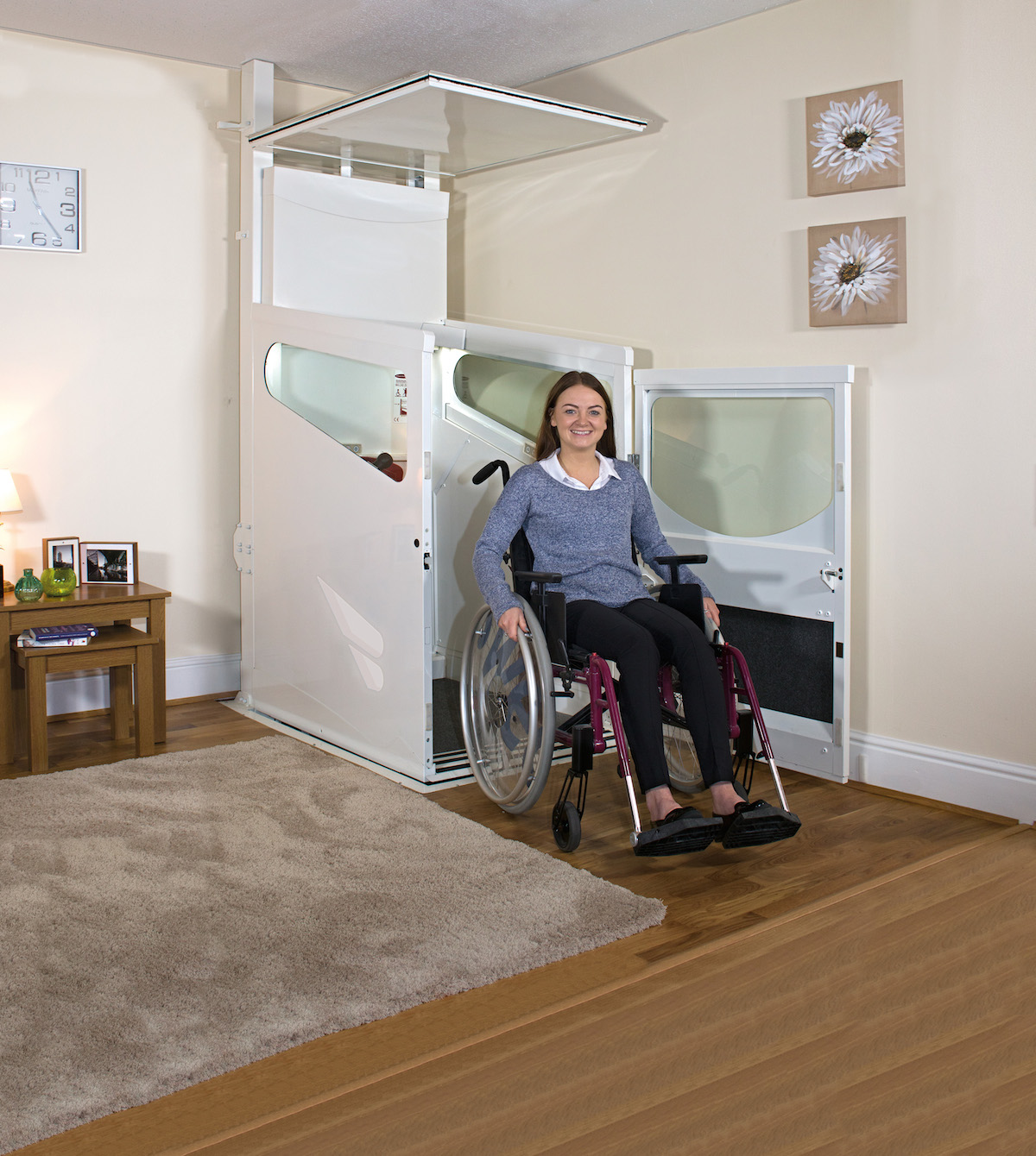 Terry Lifts | Installing lifts to make homes more accessible