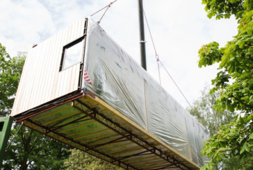 Modular building specialist to deliver 20-bed isolation ward within eight-week timeframe