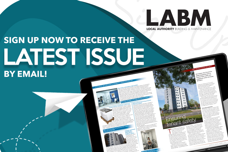 Sign up to receive your copy of LABM by email