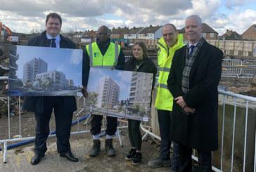 Demolition completes on first site in Havering's 12 Estates Regeneration programme