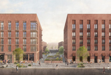 Urban Union submits plans for 349 new homes and nine commercial units at Glasgow development
