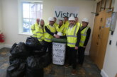 Vistry Partnerships donates PPE to house building charity
