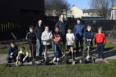 Planting starts at Pennywell Nature Garden in time for Spring
