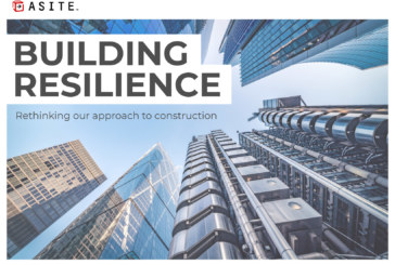 Asite's new Building Resilience construction report examines key trends for 2020