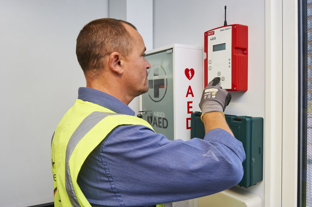 Ramtech Electronics' fire safety solutions specified for NHS Nightingale