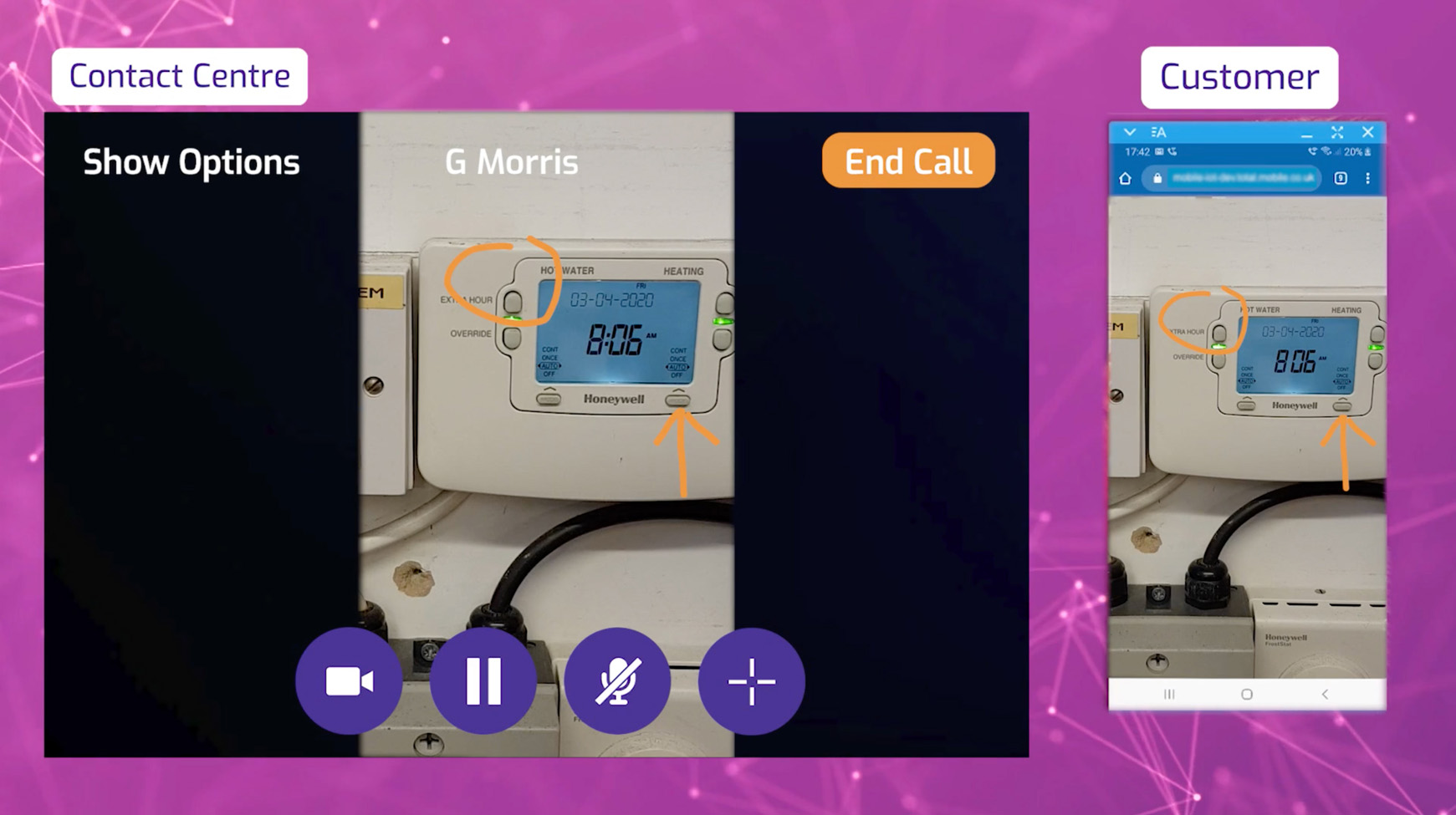 Augmented video solution helps housing association enhance support to residents