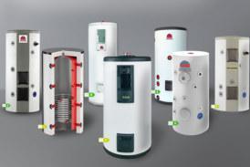 Baxi Heating   Enhanced cylinder and buffer ranges