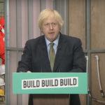 'Build build build': PM announces New Deal for Britain