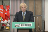 'Build build build': PM announces New Deal for Britain