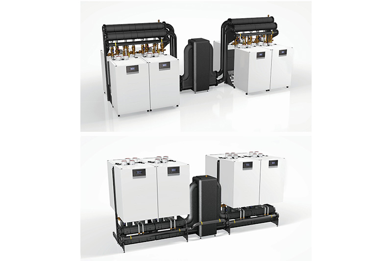 ATAG Commercial | XL-f and XL-w boiler ranges