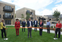 Cambridge Investment Partnership completes new council homes at Anstey Way
