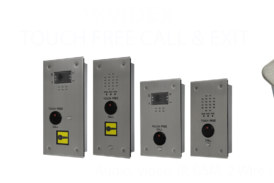 Videx   New touch free entry range to help local authorities return to normal