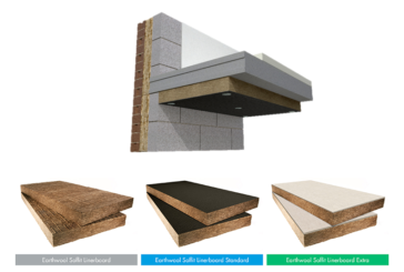 Knauf Insulation | Earthwool Soffit Linerboard
