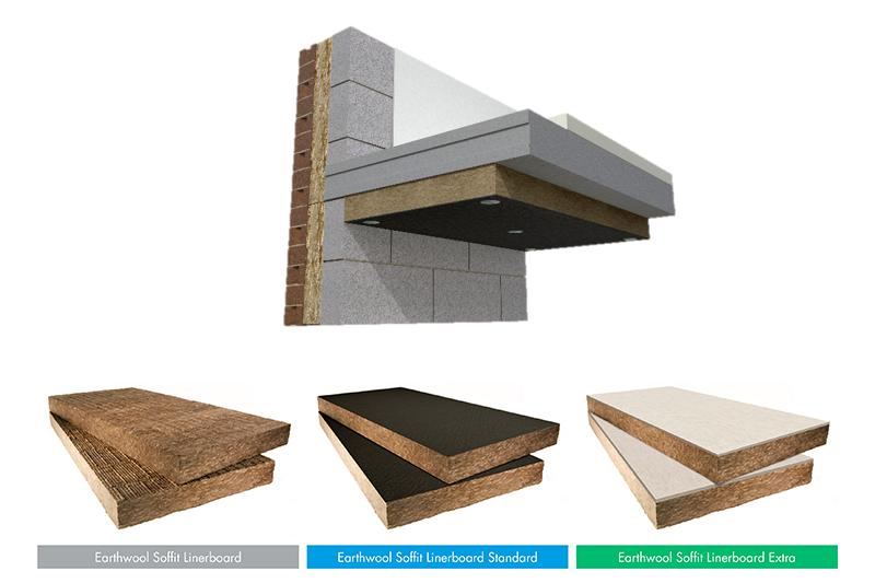 Knauf Insulation | Earthwool Soffit Linerboard