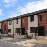 New family homes completed in Nottingham