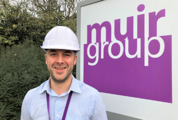 Muir undertakes huge stock condition survey
