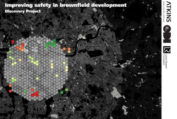Data is the key to unlocking brownfield sites, says Atkins report