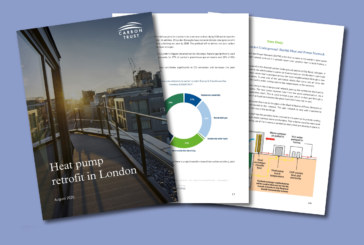 Heat pumps key to London's net zero ambition says new report