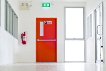 The importance of properly fitted and maintained fire doors