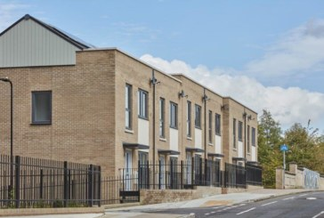 First phase complete on major London estate regeneration