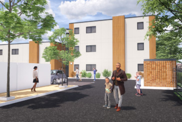 Be First chooses offsite for new housing for homeless families