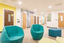 Conlon and FWP complete on mental health rehabilitation unit