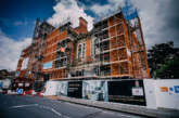 G F Tomlinson restores historic town and market halls in Stoke-on-Trent