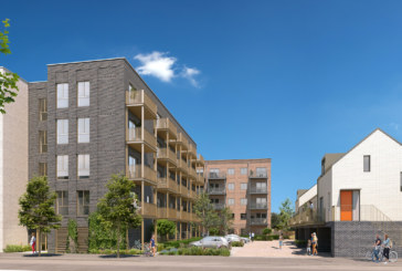 CIP and Mole Architects submit new plans for Parcel L2 in Orchard Park, Cambridge