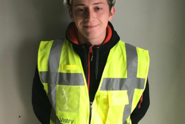New apprentice joins Vistry Partnerships' Woodpecker team