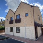 Modular council housing scheme completes in Lincolnshire