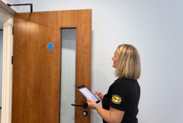 Expert fire door inspection services from Lorient
