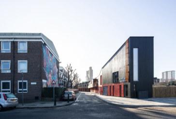 Poplar Works scheme benefits from offsite hybrid construction