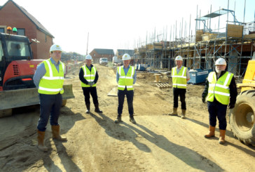 First homes on Vistry's £55m Kirkleatham scheme near completion